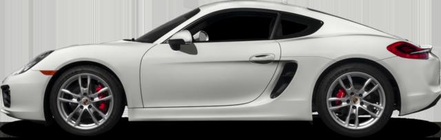 2016 Porsche Cayman Coupe S