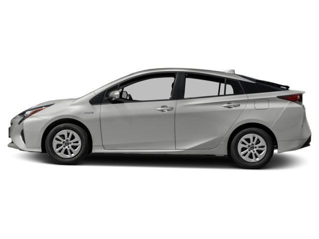 Side view of Toyota Prius for sale in Detroit area