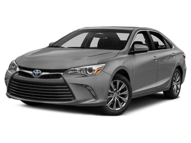 2016 Toyota Camry Hybrid LE Sedan