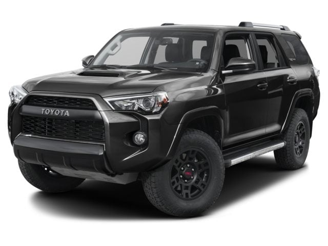 New 2016 Toyota 4runner For Sale Amarillo Tx