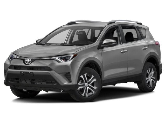 New Toyota Rav4 in Anchorage