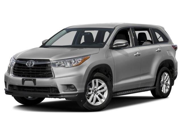 2016 Toyota Highlander LE SUV