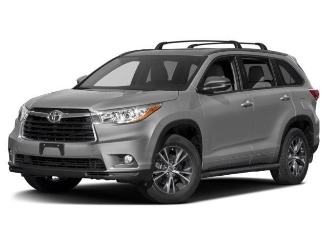 2016 Toyota Highlander XLE V6 SUV
