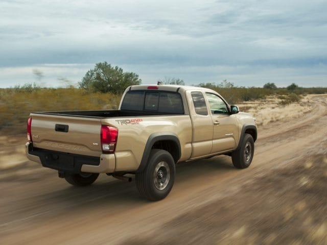2016 Toyota Tacoma SR5 (A6) Truck Access Cab