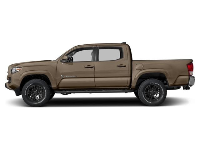 2016 Toyota Tacoma SR5 I-4 Appearance Package Truck Double Cab Serving ...
