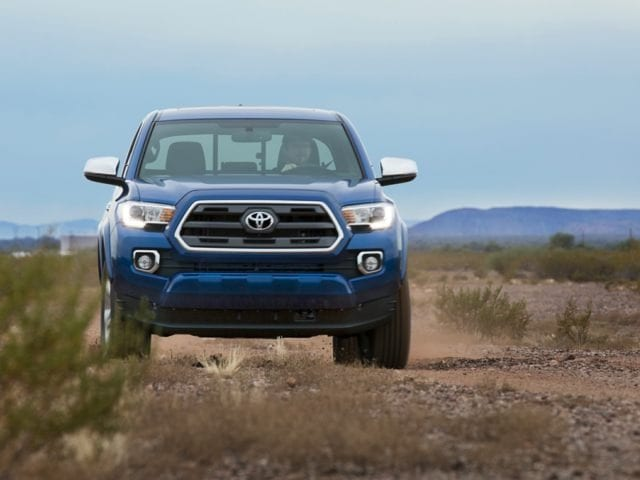 2016 Toyota Tacoma TRD Sport V6 Truck Double Cab