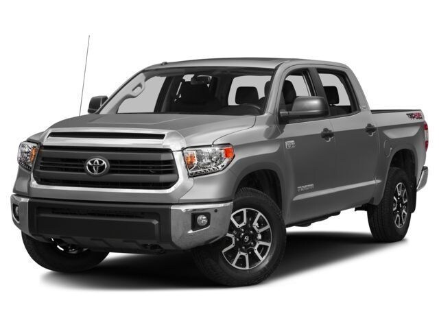 2016 Toyota Tundra SR5 5.7L V8 w/FFV Special Edition Truck CrewMax