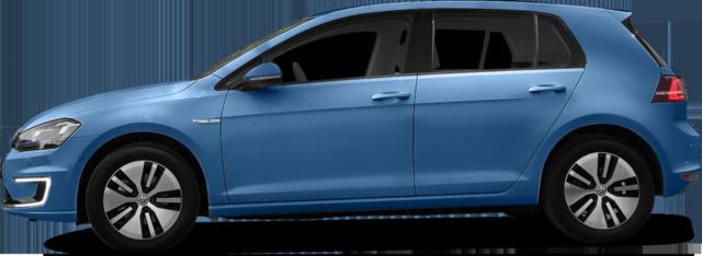 2016 Volkswagen e-Golf Hatchback SEL Premium Automatic