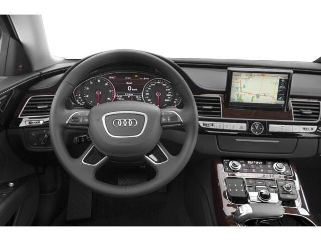 2017 Audi A8 Sedan