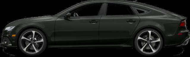 2017 Audi RS 7 Sedan 4.0T Prestige