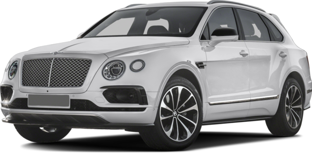 2017 Bentley Bentayga SUV W12 First Edition