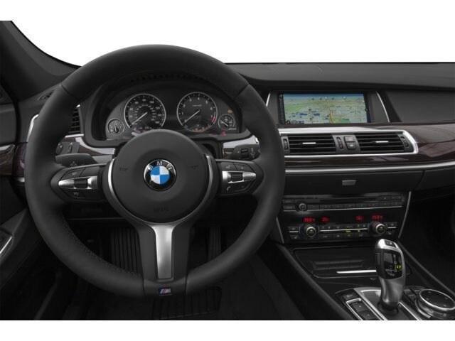 2017 BMW 550i Gran Turismo