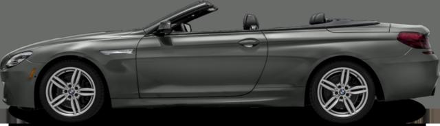 2017 BMW 640i Convertible xDrive