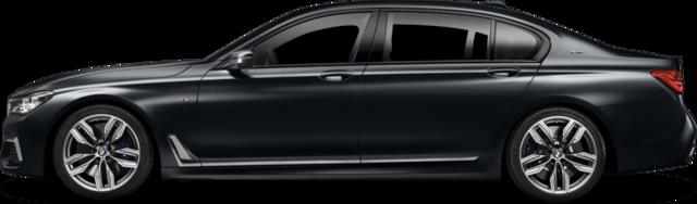 2017 BMW M760 Sedan i xDrive