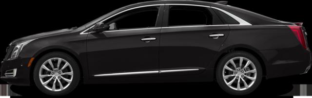 2017 CADILLAC XTS Sedan Luxury