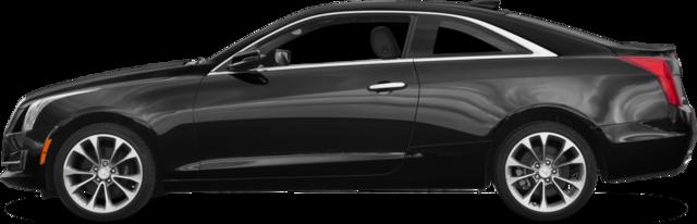 2017 CADILLAC ATS Coupe 2.0L Turbo Luxury