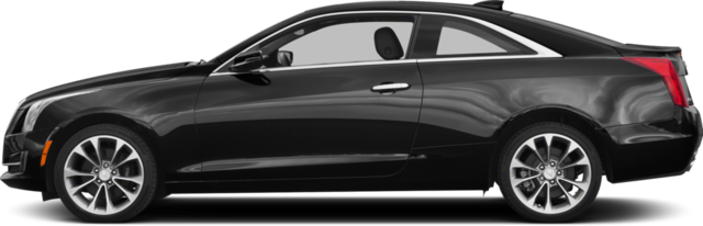 2017 CADILLAC ATS Coupe 3.6L Luxury