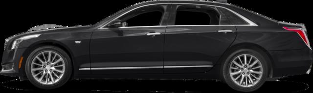 2017 CADILLAC CT6 Sedan 3.6L Luxury