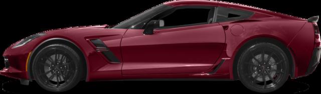2017 Chevrolet Corvette Coupe Grand Sport