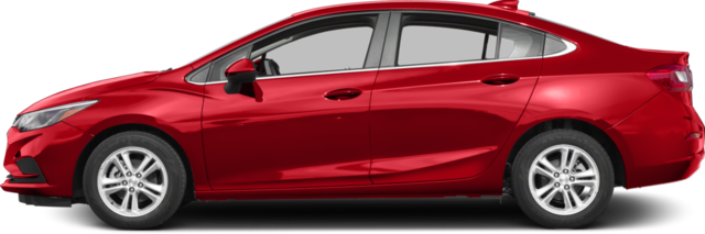 2017 Chevrolet Cruze Sedan LT Manual