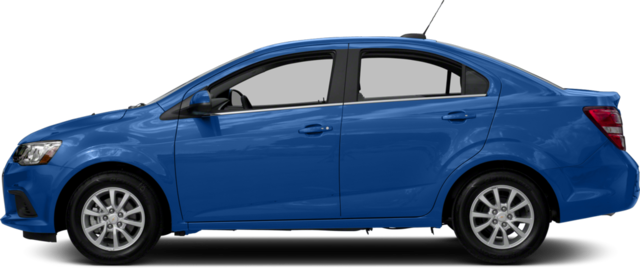 2017 Chevrolet Sonic Sedan LS Manual