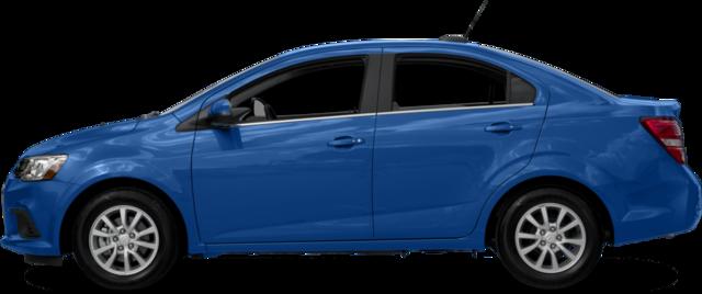 2017 Chevrolet Sonic Sedan LS Auto