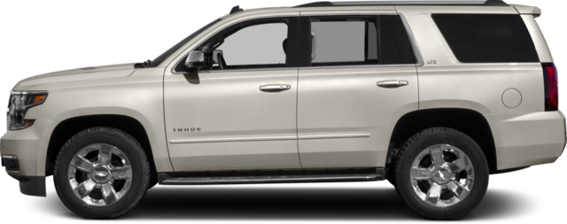 2017 Chevrolet Tahoe SUV Police Vehicle
