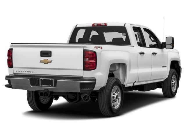 2017 chevrolet silverado 2500hd double cab long box 4 wheel drive work truck for sale boise id. Black Bedroom Furniture Sets. Home Design Ideas