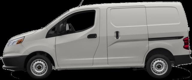 2017 Chevrolet City Express Van 1LS