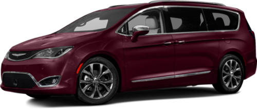2017 Chrysler Pacifica Van