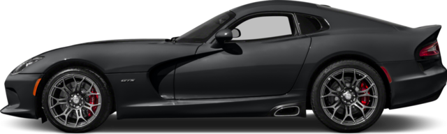 2017 Dodge Viper Coupe SRT
