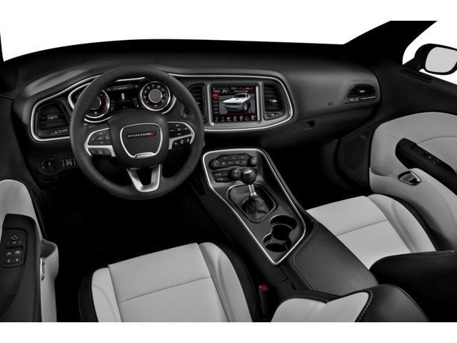 2017 Dodge Challenger Dash
