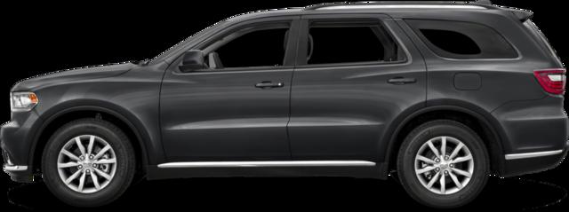 2017 Dodge Durango VUD Servicio Especial
