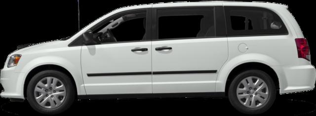 2017 Dodge Grand Caravan Furgoneta SXT