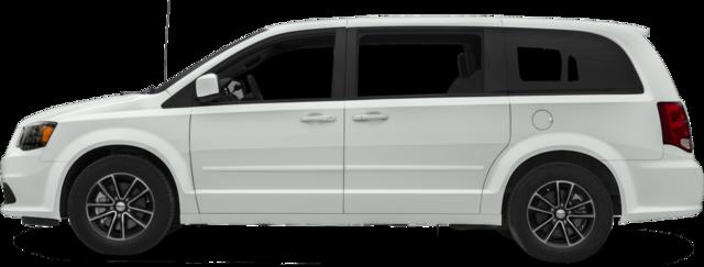 2017 Dodge Grand Caravan Furgoneta GT