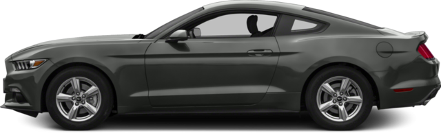 2017 Ford Mustang Coupe EcoBoost Premium