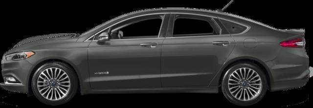 2017 Ford Fusion Hybrid Sedan Titanium