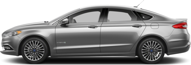 2017 Ford Fusion Hybrid Sedan Platinum