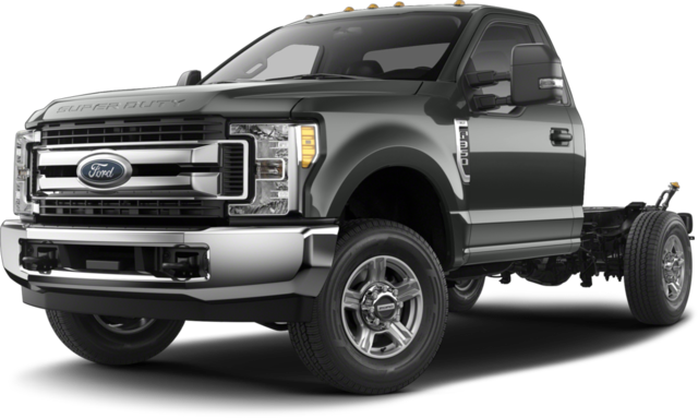 2017 Ford F-350 Chassis Truck XLT