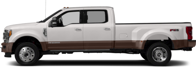 2017 Ford F-450 Truck King Ranch