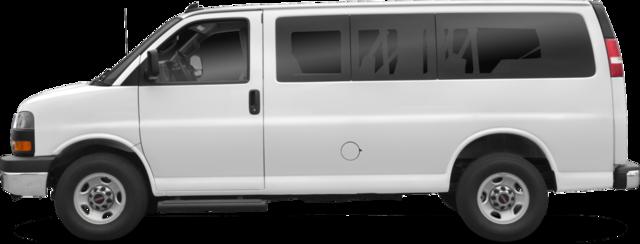2017 GMC Savana 3500 Van LT
