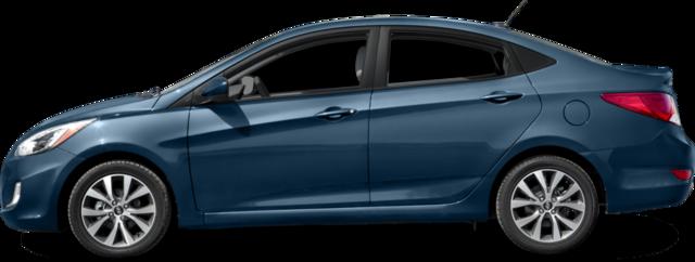 2017 Hyundai Accent Sedán Edición Value