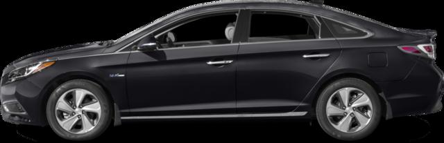 2017 Hyundai Sonata Hybrid Sedán Limited