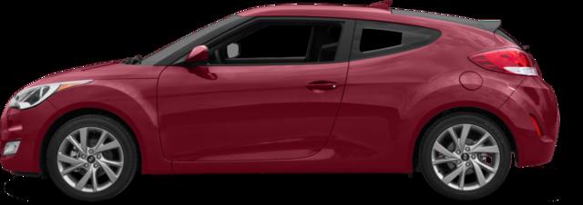2017 Hyundai Veloster Hatchback Value Edition