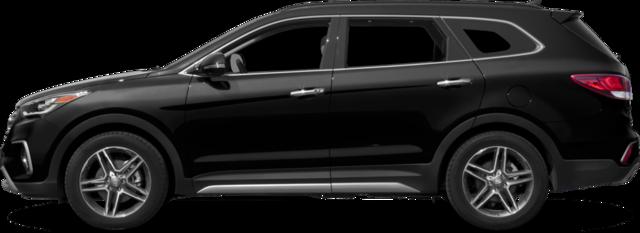 2017 Hyundai Santa Fe SUV Limited