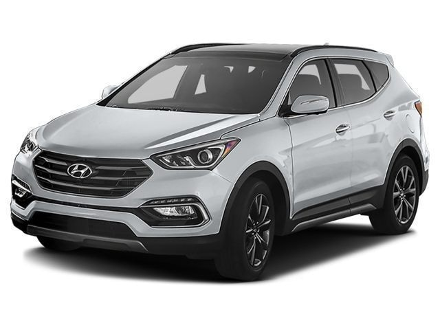 new 2017 hyundai santa fe sport 2 0l turbo ultimate suv. Black Bedroom Furniture Sets. Home Design Ideas
