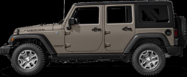 2017 Jeep Wrangler Unlimited SUV Rubicon