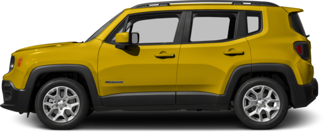 2017 Jeep Renegade VUD Latitude