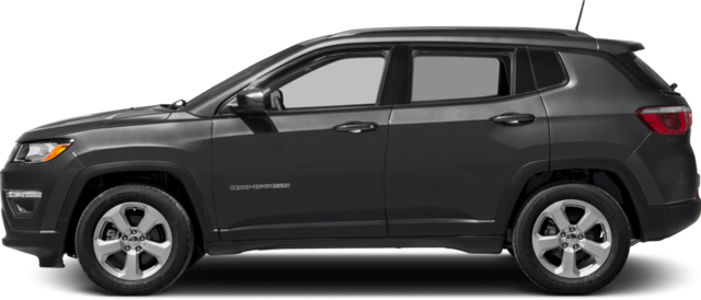 2017 Jeep New Compass SUV Latitude