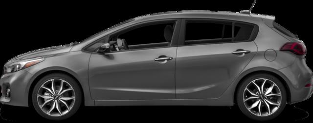 2017 Kia Forte Hatchback SX